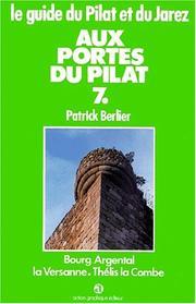 Portes du pilat (bourg-argental) PDF