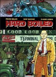 Hard boiled, tome 1 PDF