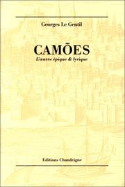 Cames by Georges Le Gentil