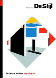 Cover of: De Stijl by Paul Overy