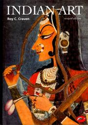 Indian art by Roy C. Craven