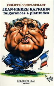 Jean-Pierre Raffarin PDF