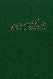 Wielands Briefwechsel by Christoph Martin Wieland