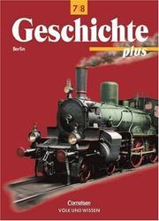 Geschichte plus, Lehrbuch, Ausgabe Berlin PDF