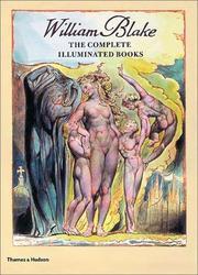 William Blake : the complete illuminated books