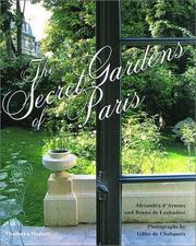 Secret Gardens of Paris