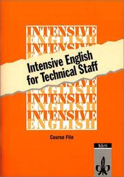 Intensive English for Technical Staff, Course File PDF