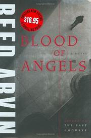 Blood of Angels by Reed Arvin