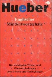 Englischer Mindestwortschatz.