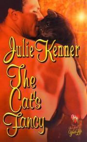 Cover of: The cat's fancy by Julie Kenner