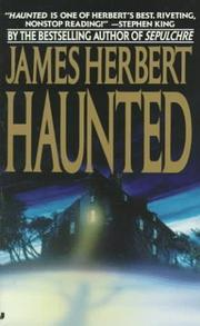 Haunted by James Herbert
