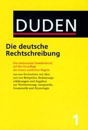 Duden. Die deutsche Rechtschreibung. Buch und CD-ROM