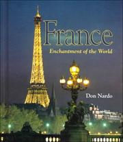 Cover of: France by Don Nardo