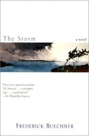 The Storm by Frederick Buechner