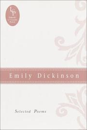 Collected poems of Emily Dickinson by Emily Dickinson