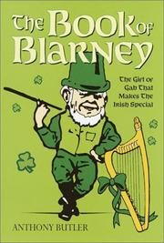 The book of blarney by Anthony Butler