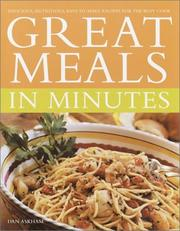 Great Meals in Minutes PDF