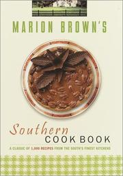 Marion Brown's Southern Cook Book PDF