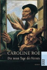 Remedy for treason by Caroline Roe