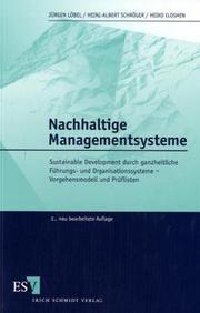Nachhaltige Managementsysteme.