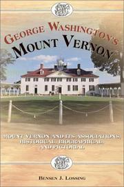 George Washington's Mount Vernon PDF