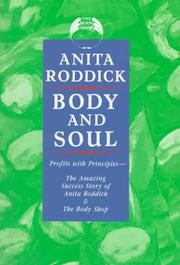 Body and Soul by Anita Roddick