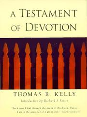A testament of devotion PDF