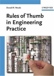 Rules of Thumb in Engineering Practice PDF