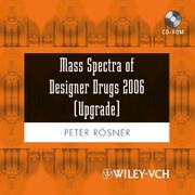Mass Spectra of Designer Drugs 2006 (Upgrade) PDF
