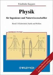 Physik F]r Ingenieure Und Naturwissenschaftler: Band 2 PDF