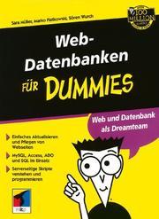 Webdatenbanken Fur Dummies