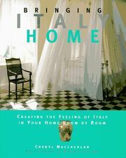 Bringing Italy home