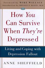 How you can survive when they're depressed PDF