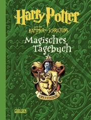 Cover of: Harry Potter 1 und die Kammer des Schreckens. Magisches Tagebuch by J. K. Rowling