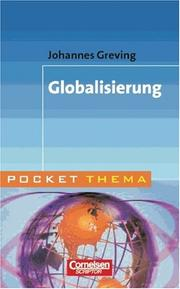 Pocket Thema. Globalisierung. PDF