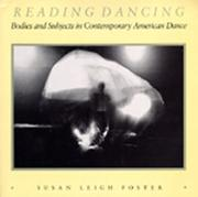 Reading dancing by Susan Leigh Foster