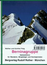 Berninagruppe. Gebietsf PDF