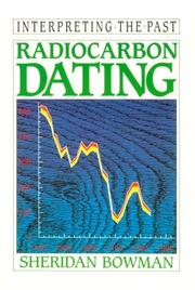 Radiocarbon dating by Sheridan Bowman