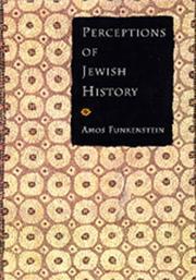 Perceptions of Jewish history PDF