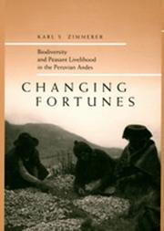 Changing Fortunes by Karl S. Zimmerer