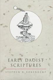 Early Daoist scriptures by Stephen R. Bokenkamp