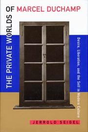The Private Worlds of Marcel Duchamp PDF