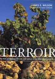Terroir by Wilson, James E. geologist.