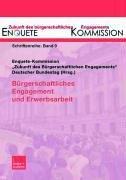 Bürgerschaftliches Engagement und Erwerbsarbeit.