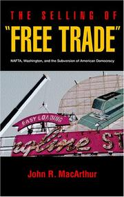 The selling of free trade PDF