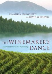 Cover of: The Winemaker's Dance by Jonathan Swinchatt, David G. Howell