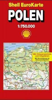 Polen, die grosse Shell Autokarte 1:750.000: Mit Notrufnummern und wichtigen Verkehrs-Tips = Poland, Shell road map 1:750.000 (Euro Cart) PDF