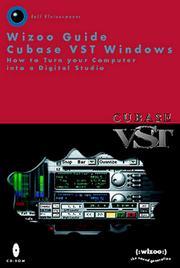 Wizoo Guide Cubase VST Windows PDF