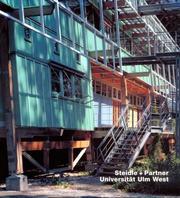 Steidle + Partner, Universitat Ulm West (Opus, 25) PDF