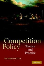 Competition Policy PDF